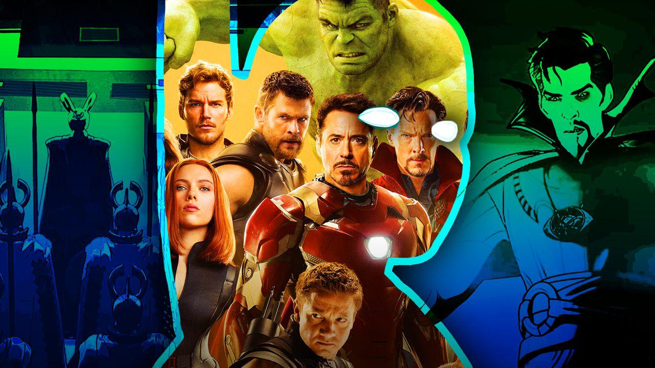 The Watcher, Avengers, What If? show
