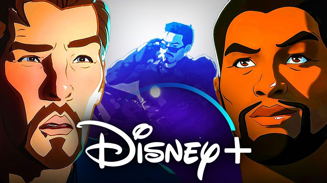 Marvel's What If Disney Plus Characters