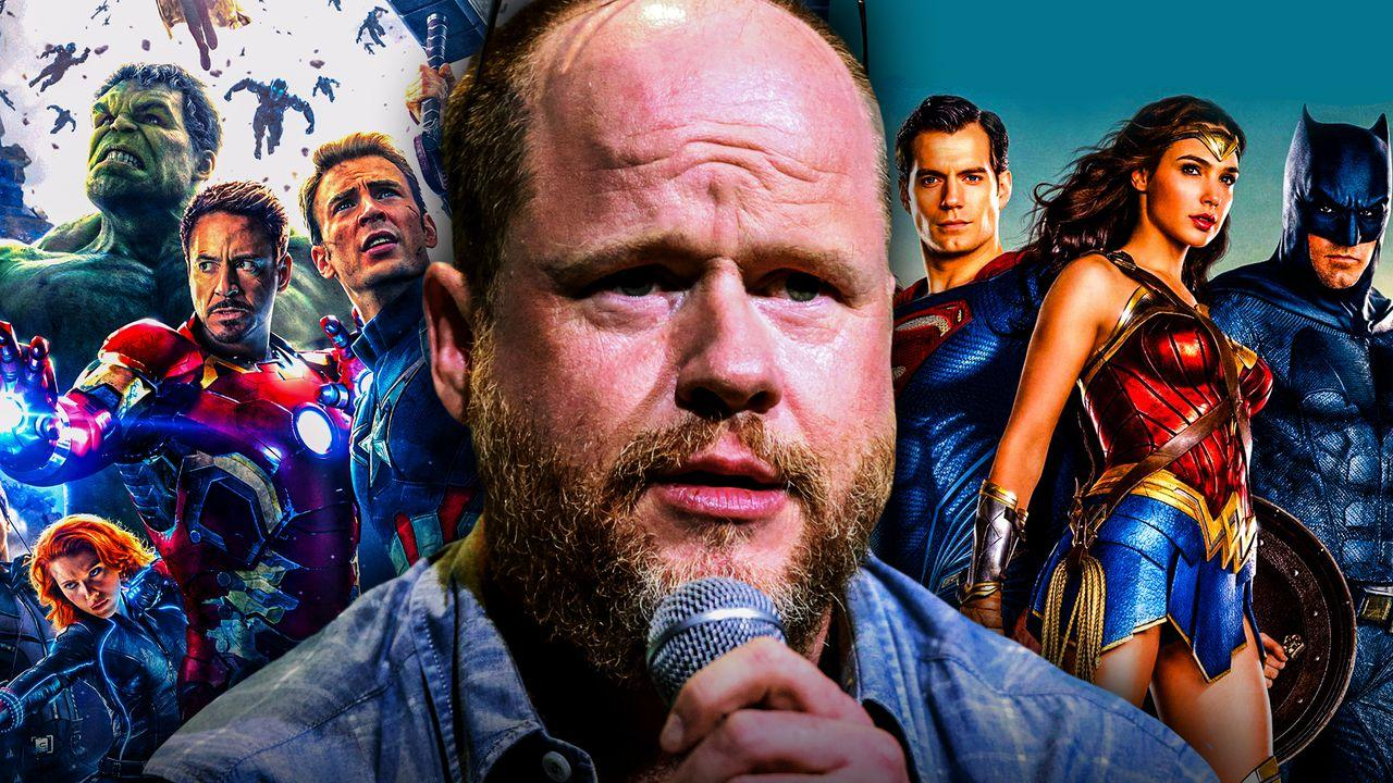 Avengers: Age of Ultron, Joss Whedon, Justice League