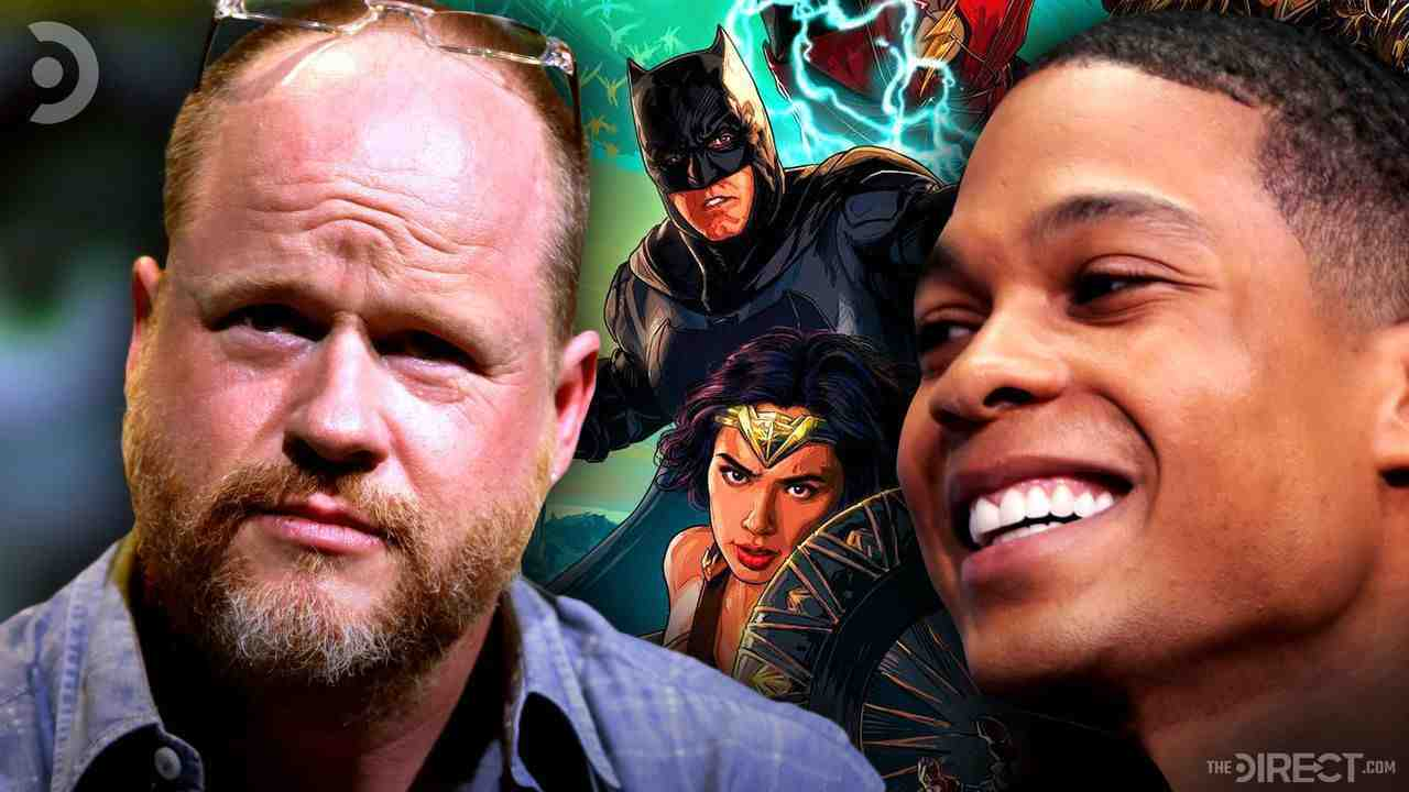 Justice League, Ray Fisher, Joss Whedon