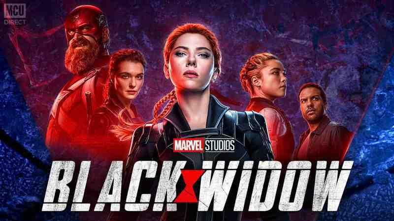 Scarlett Johansson's comments on Black Widow