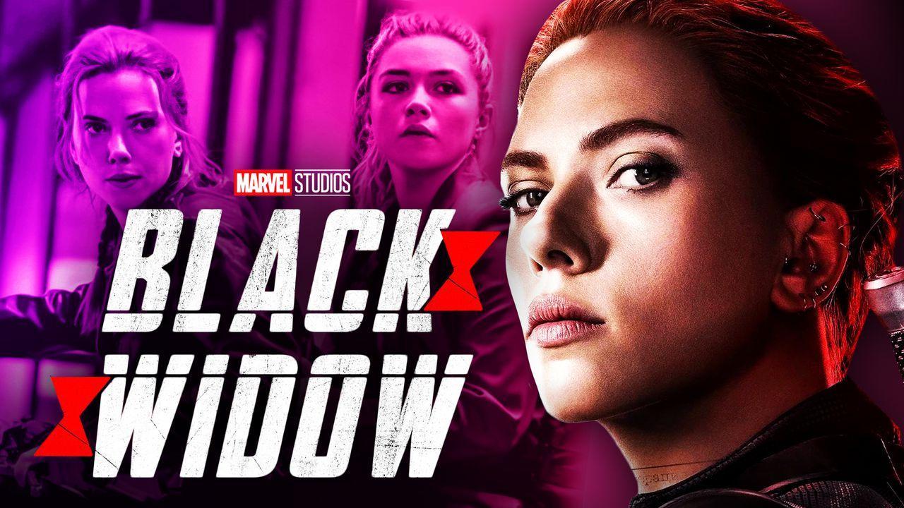 Black Widow logo, Natasha Romanoff, Yelena Belova