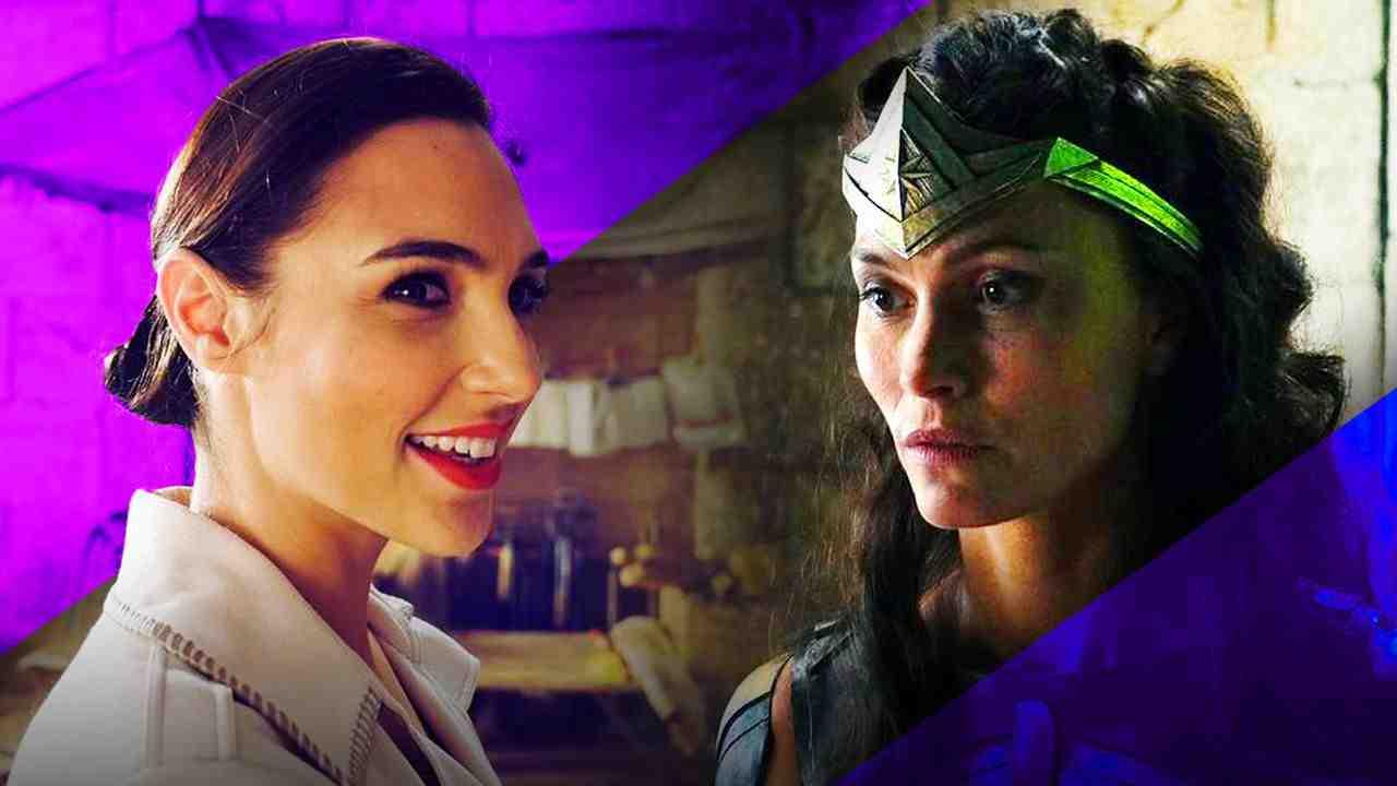 Diana Prince, Amazon warrior in Justice League