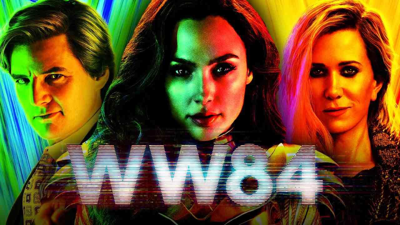 Wonder Woman, Maxwell Lord, Cheetah