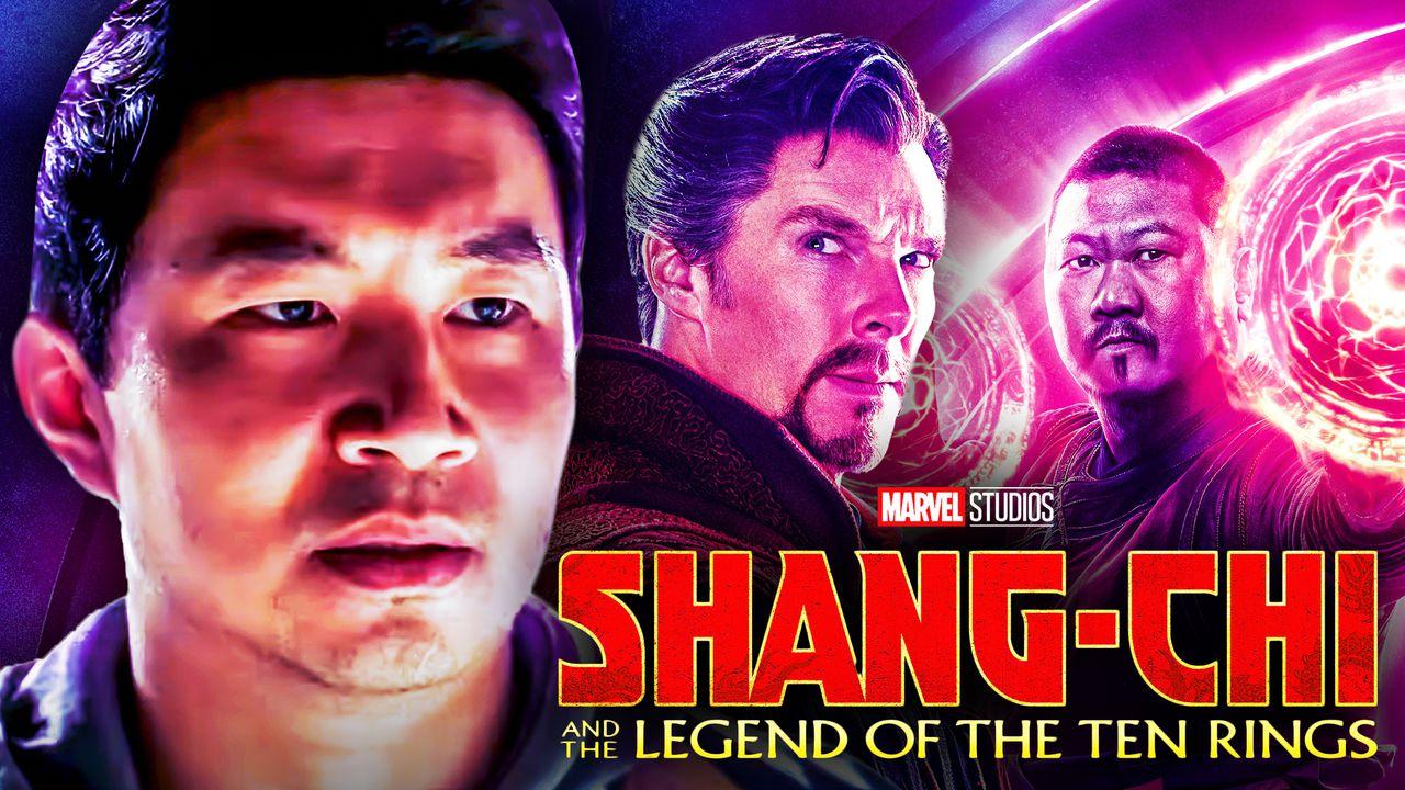Doctor Strange Shang-Chi  Wong