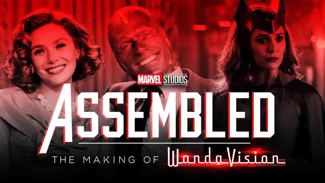WandaVision, Scarlet Witch Documentary