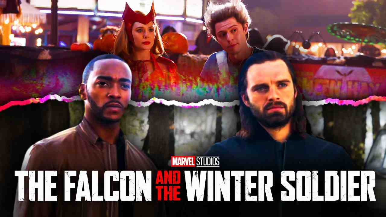The Falcon and the Winter Soldier, WandaVision