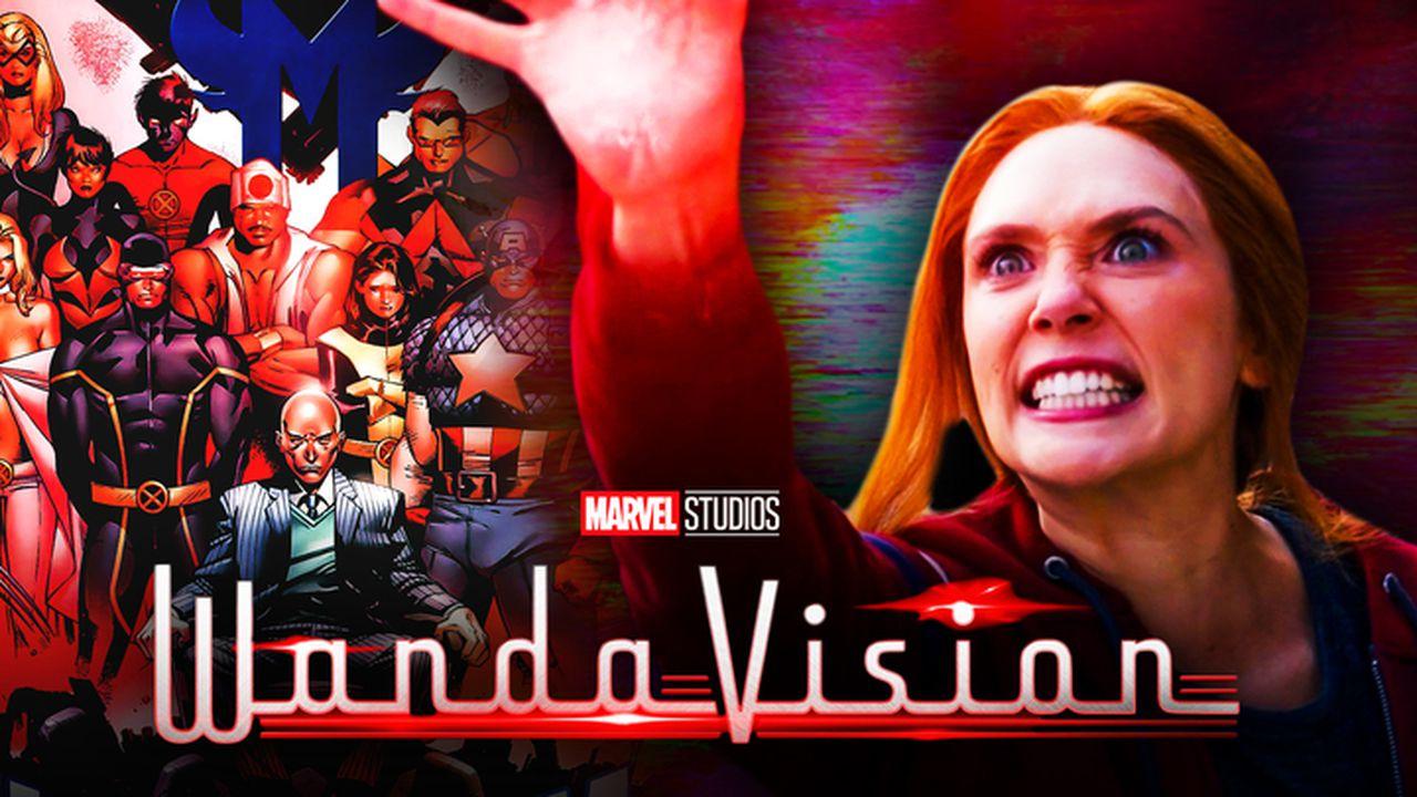 wandavision house of m marvel