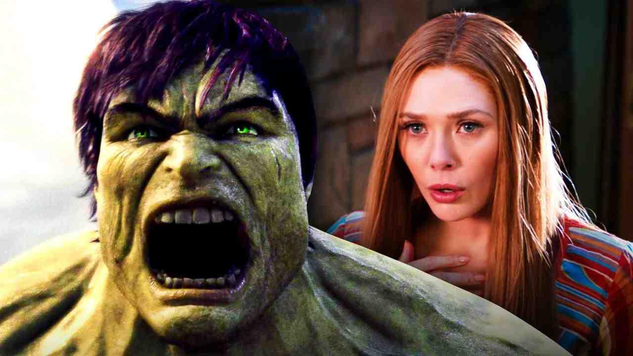 The Hulk, Wanda Maximoff
