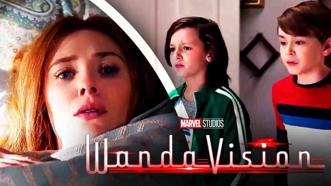 WandaVision Modern Family Episode