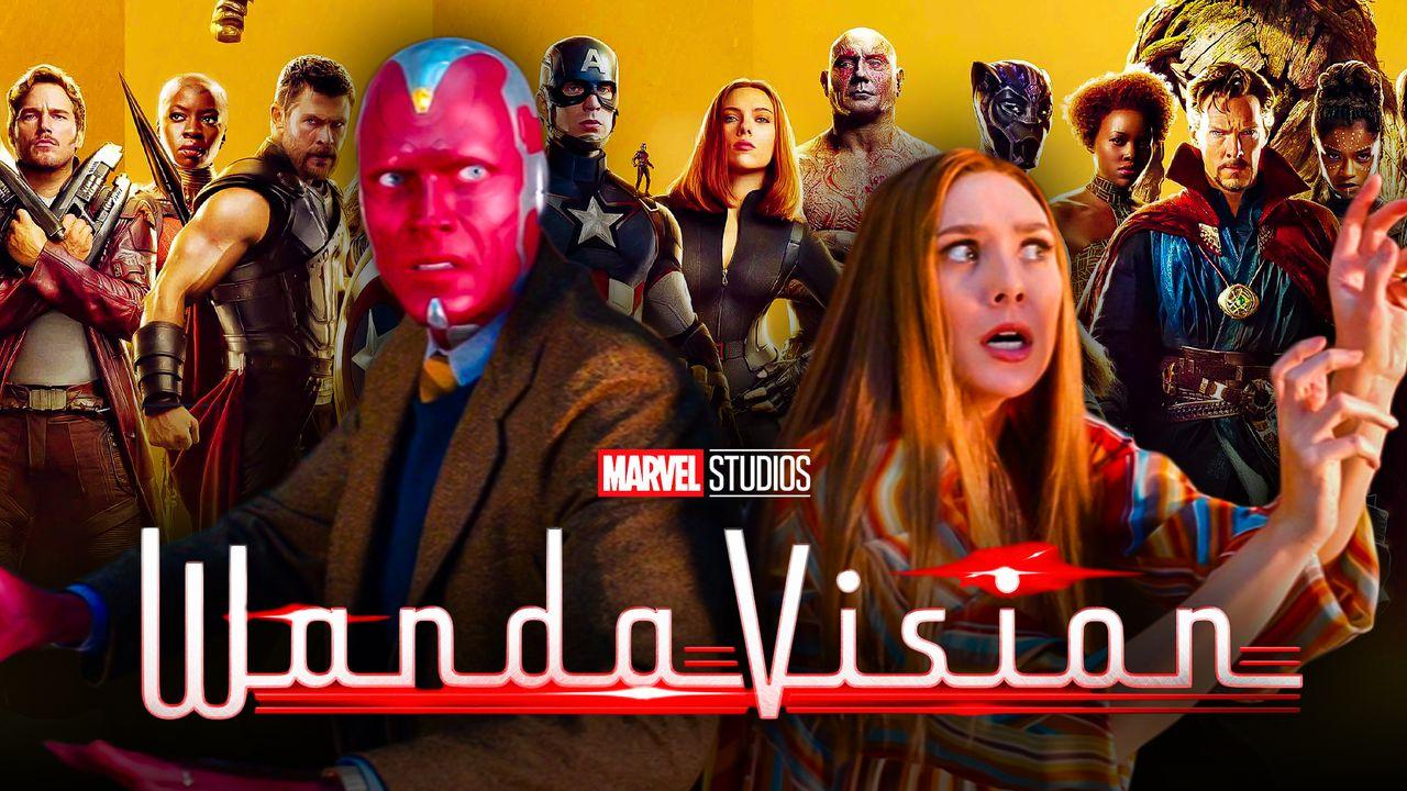WandaVisions MCU Character Involvement