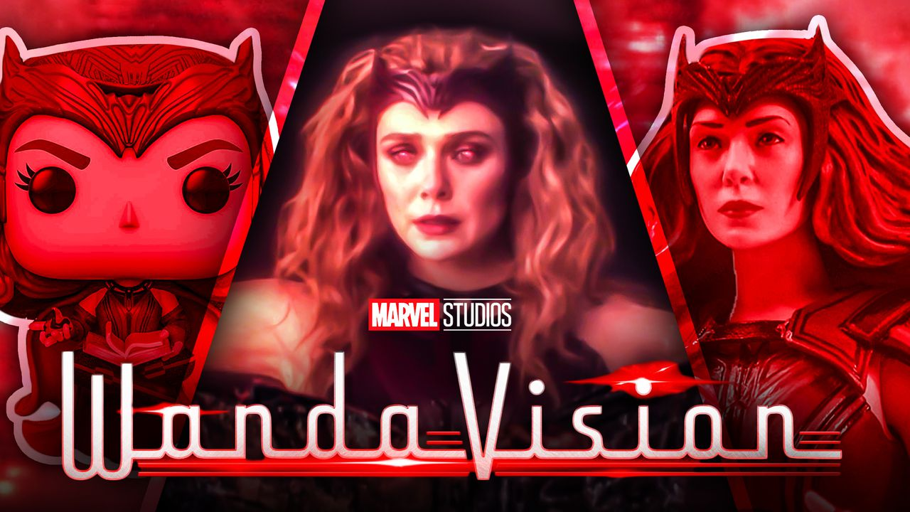 WandaVision Scarlet Witch Ending Toys