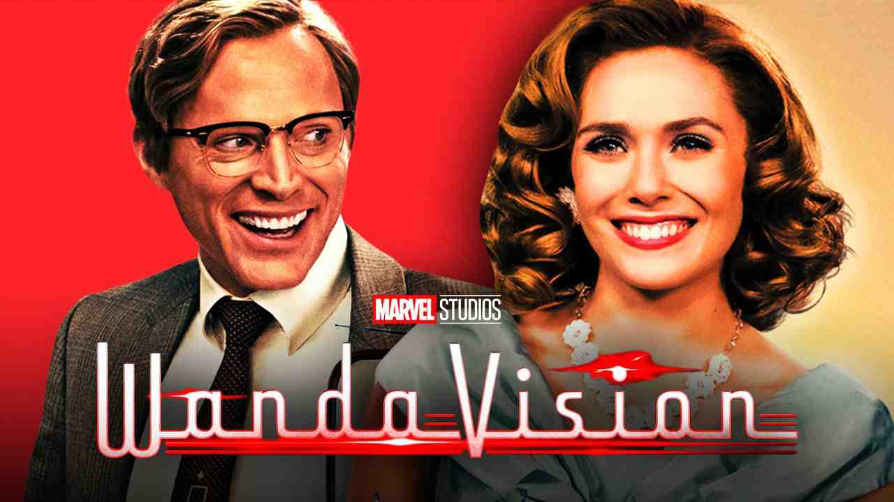 Vision and Wanda, WandaVision