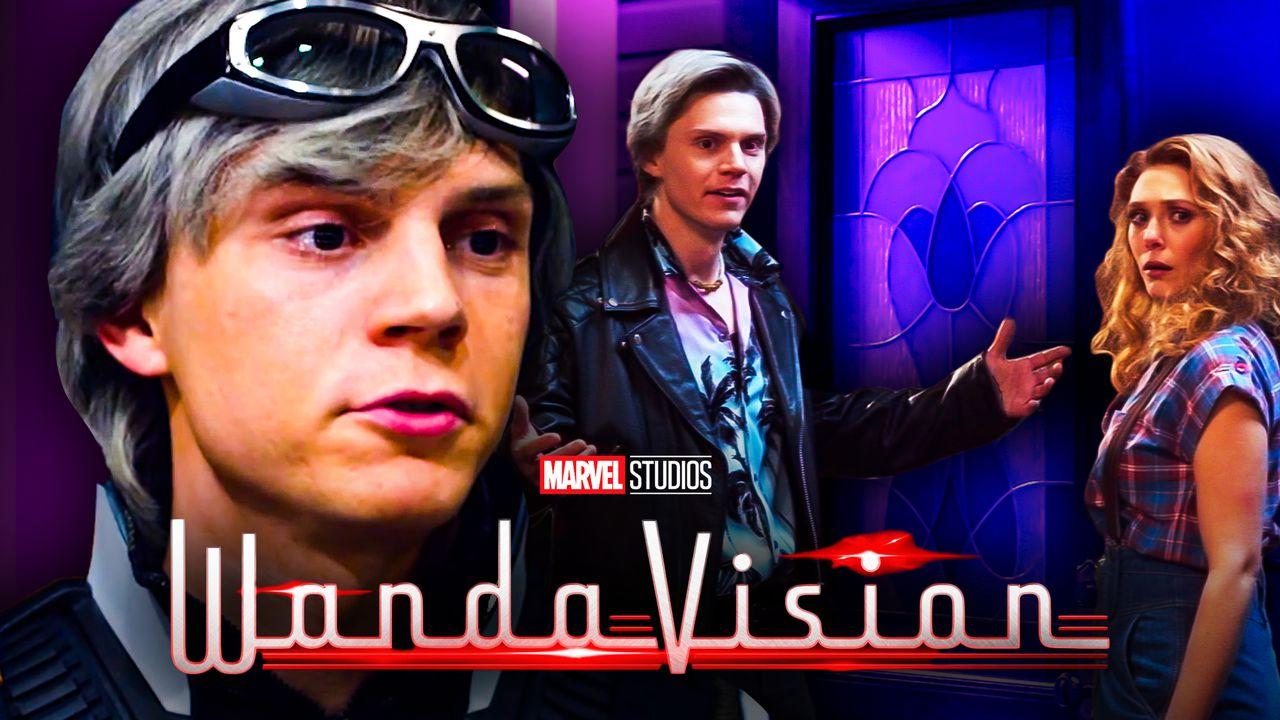 Evan Peters Quicksilver WandaVision
