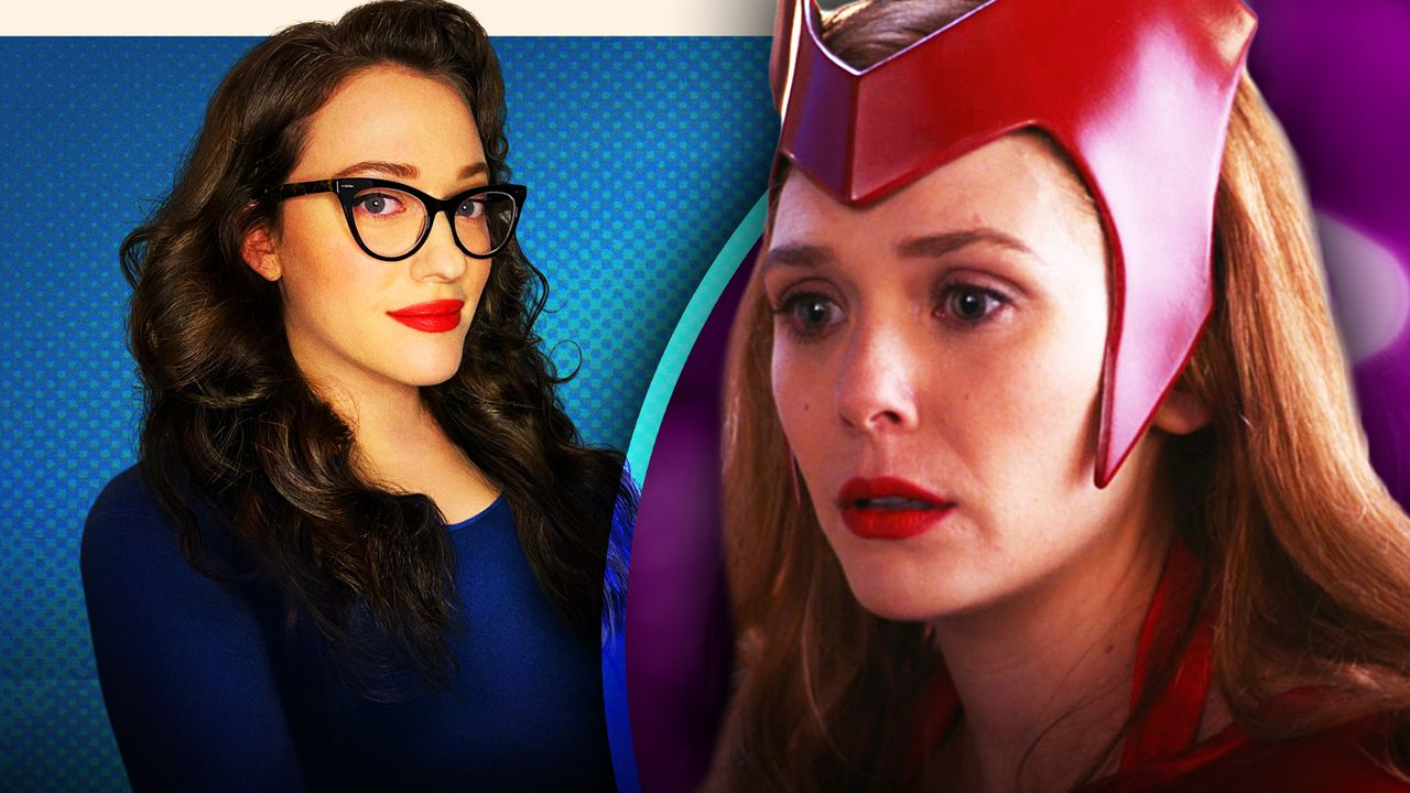 Kat Dennings as Darcy Lewis, Scarlet Witch