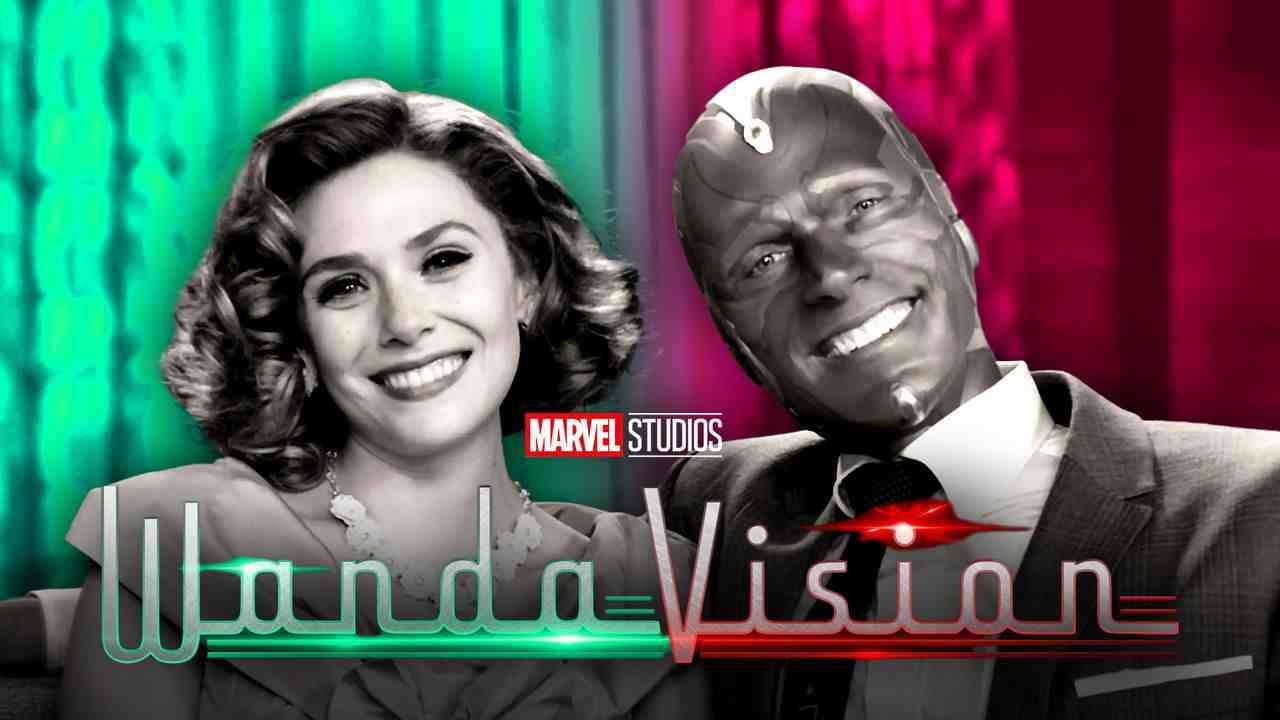 Wanda and Vision, WandaVision logo