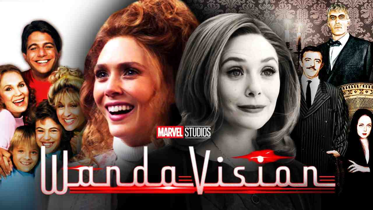WandaVision Addams Family Who's the Boss
