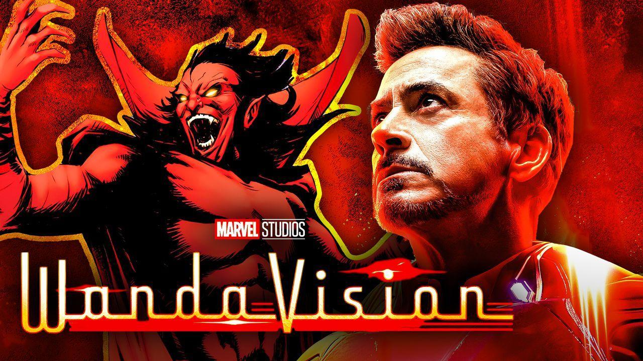 Mephisto Tony Stark Iron Man