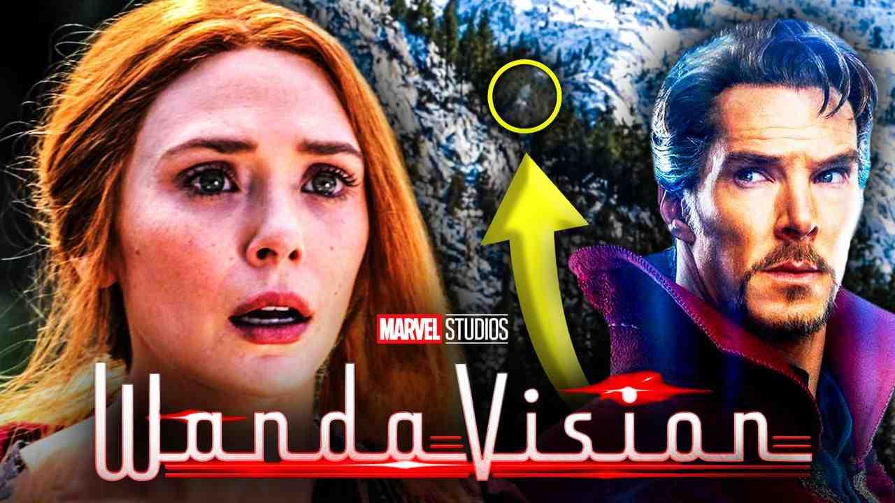 WandaVision Post Credits Doctor Strange