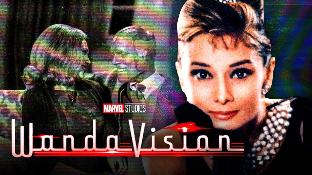 WandaVision, Audrey Hepburn