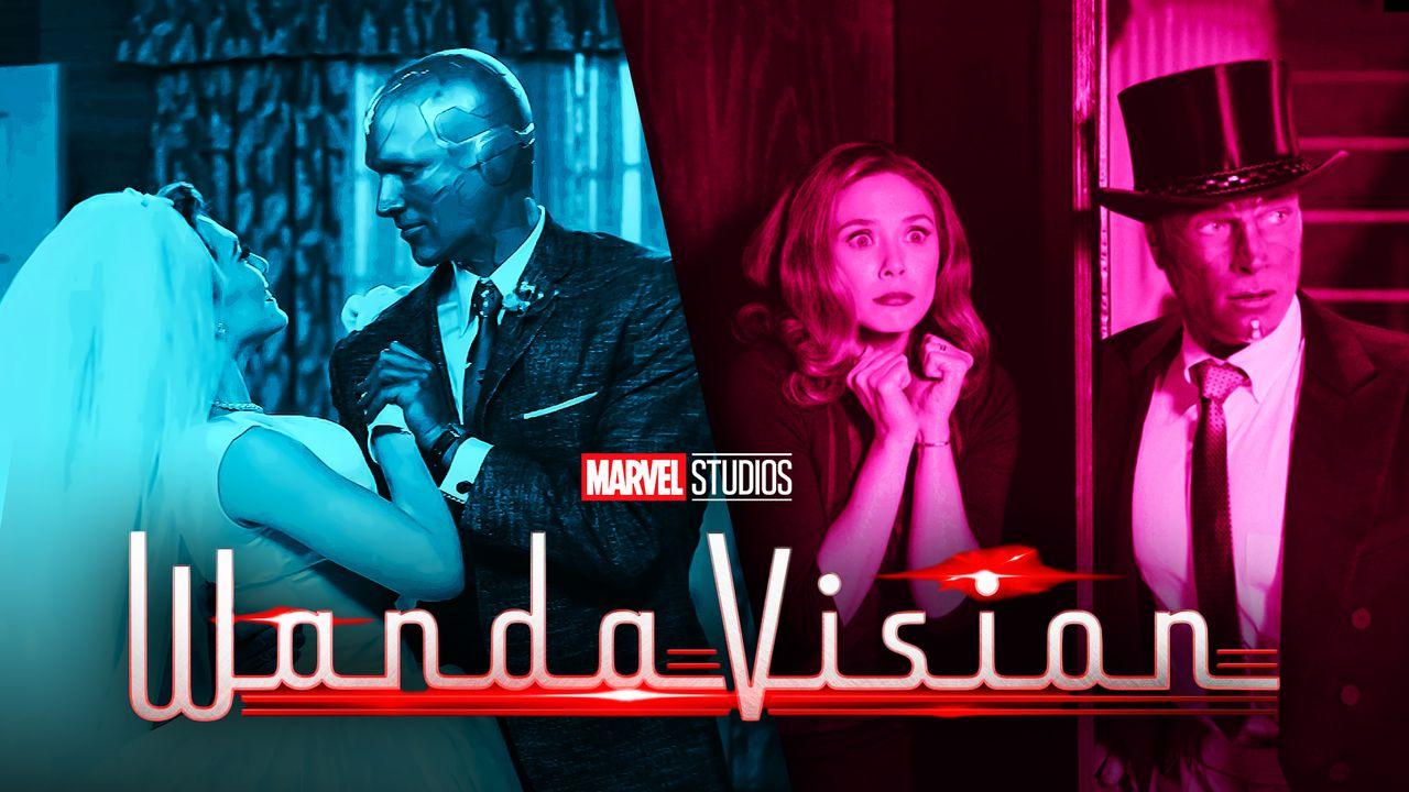 WandaVision, Wanda and Vision