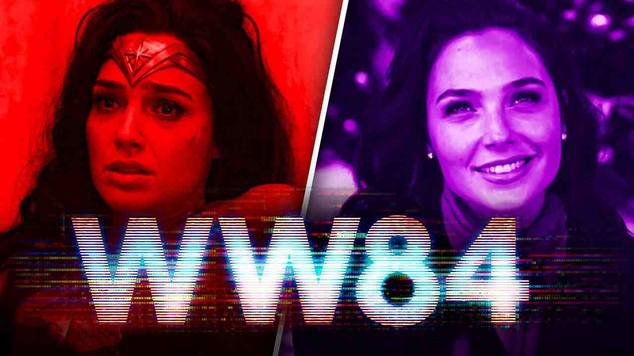 Wonder Woman Diana Prince WW84 Logo