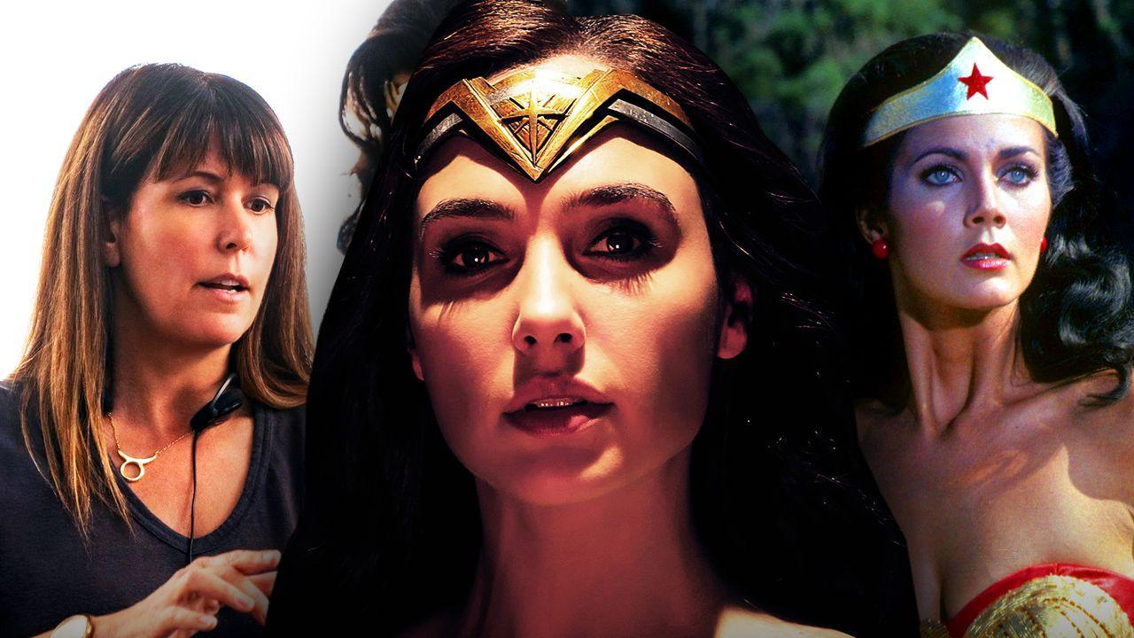 Wonder Woman, Patty Jenkins, Lynda Carter