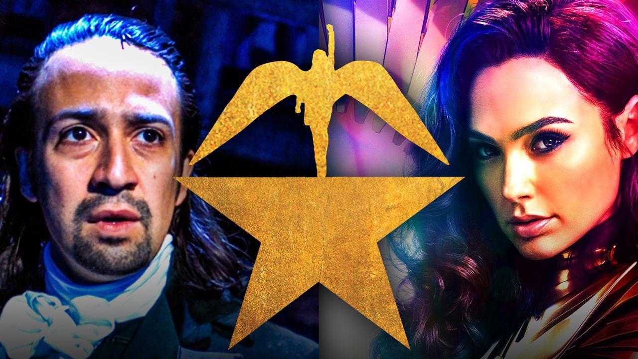Wonder Woman and Hamilton