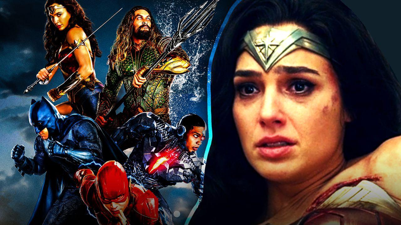 Justice League, Wonder Woman