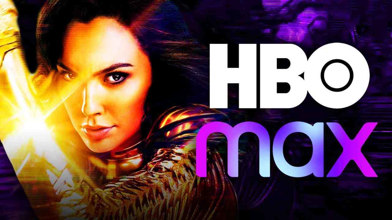 Wonder Woman 1984, HBO Max