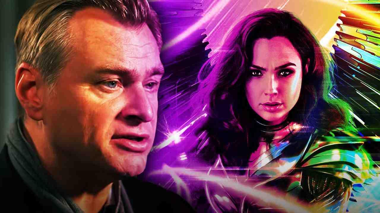 Wonder Woman Christopher Nolan