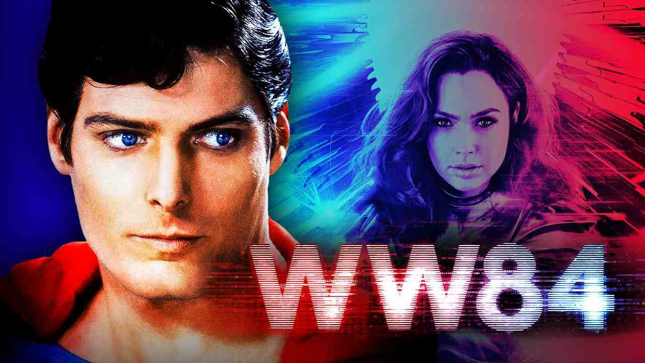 Superman 1978, Wonder Woman 1984