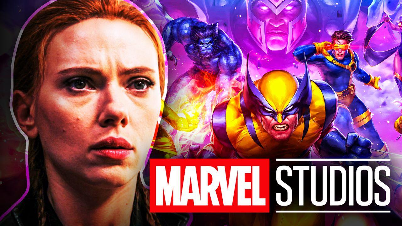 Black Widow, X-Men Marvel Studios