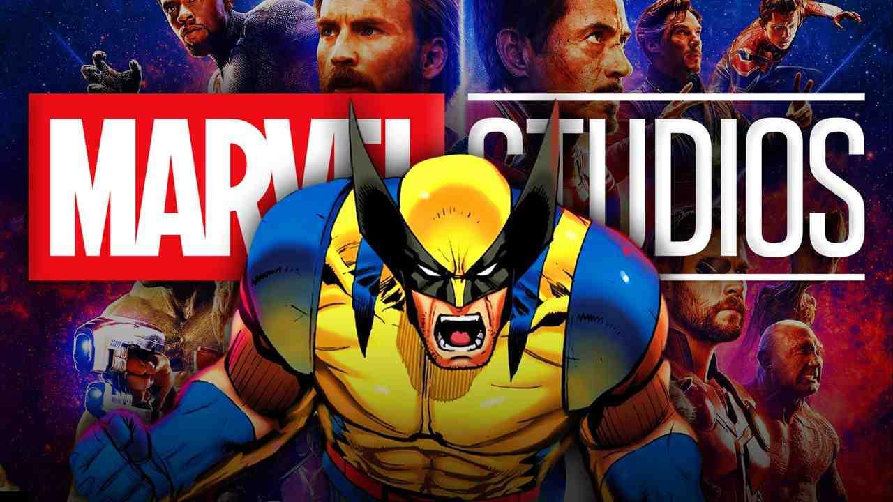 Wolverine, Marvel Studios logo