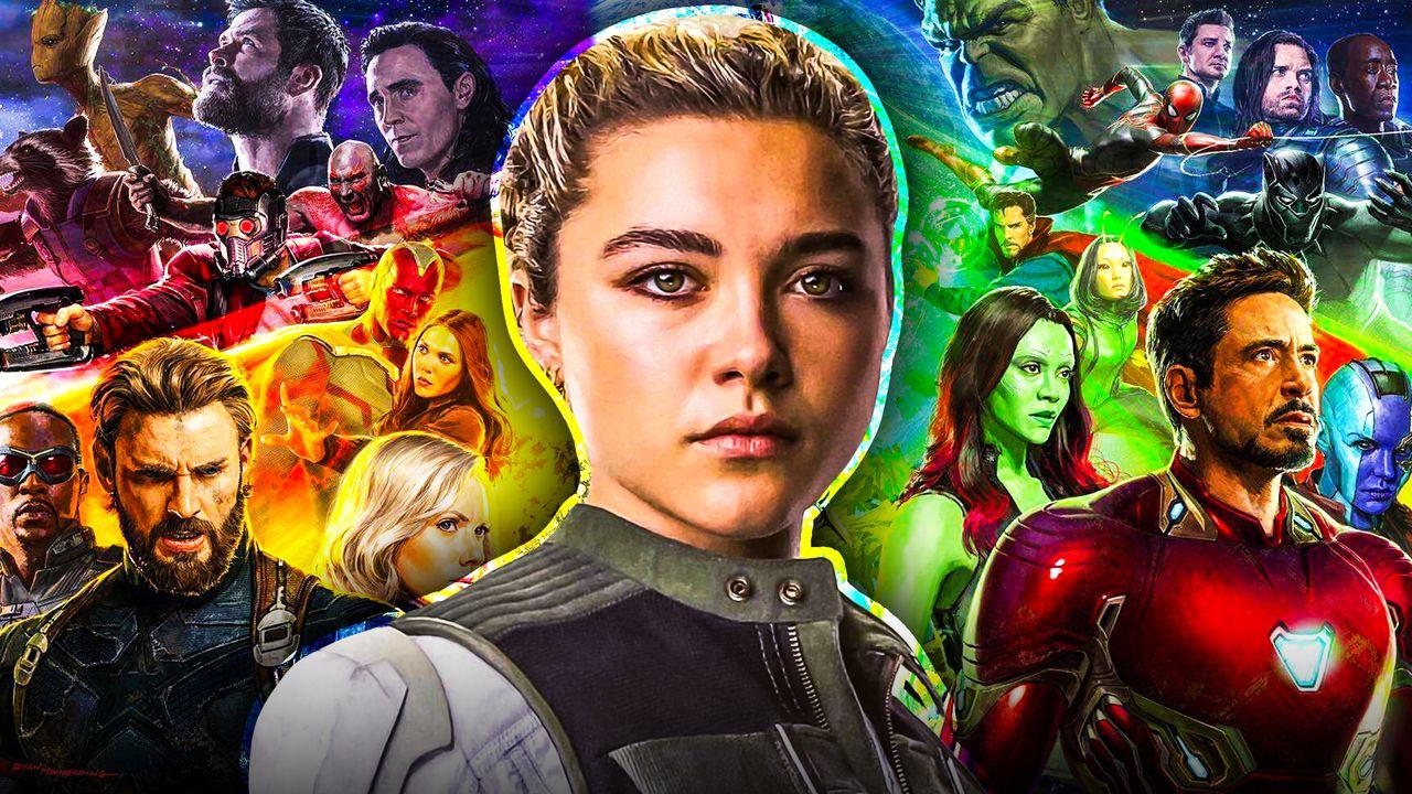 Yelena Belova, Florence Pugh, MCU, Avengers Infinity War,