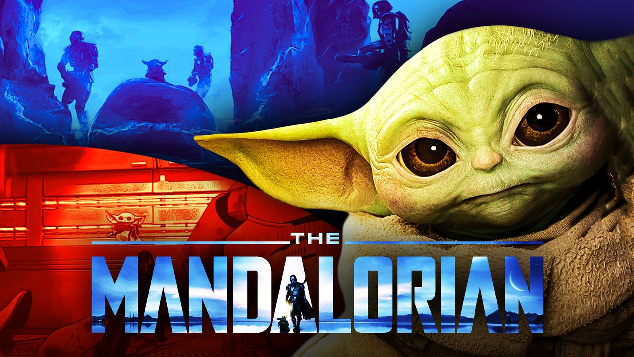 Baby Yoda Mandalorian Season 2