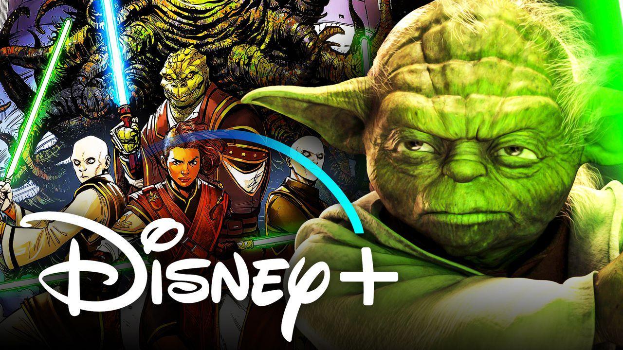 Yoda Disney Plus