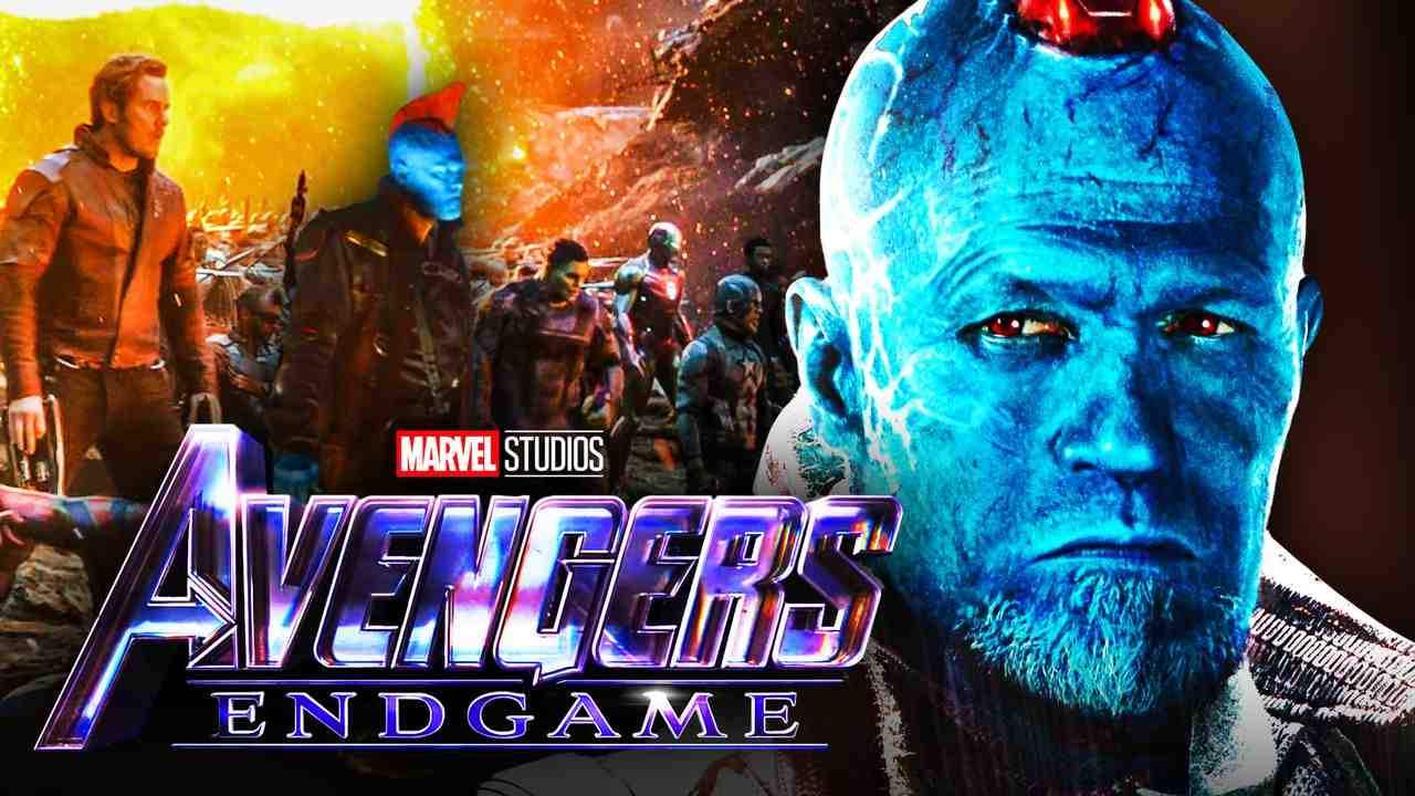 Yondu Avengers Endgame