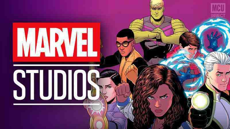A Rumored Marvel Studios Young Avengers Project