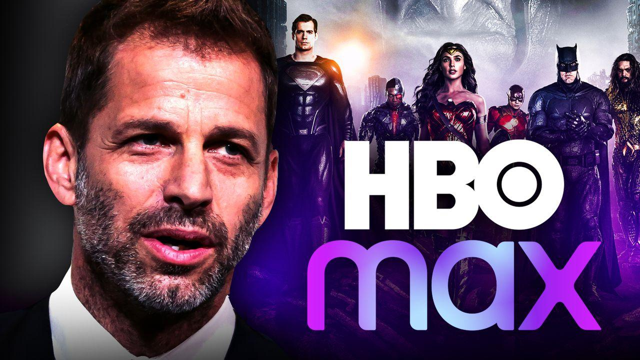 Zack Snyder HBO Max Justice League