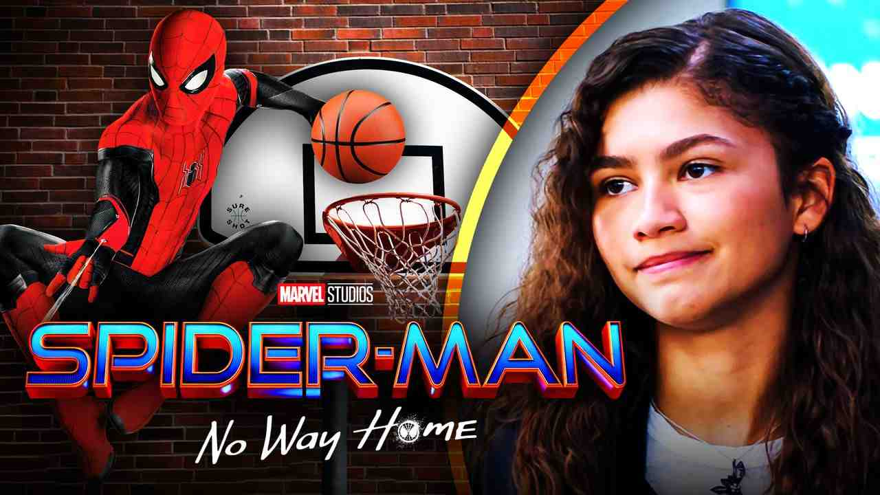Spider-Man: Basketball Zendaya