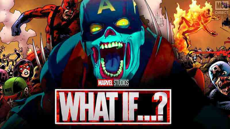 Could Marvel Studios be introducing the Zombiverse?