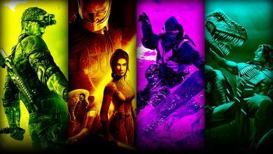 Video Game Franchises Background