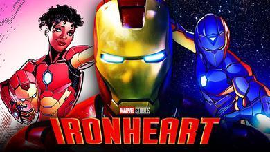 Ironheart, Iron Man