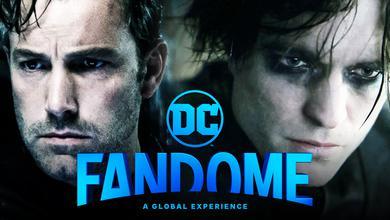 Batman, DCU, DC Fandome