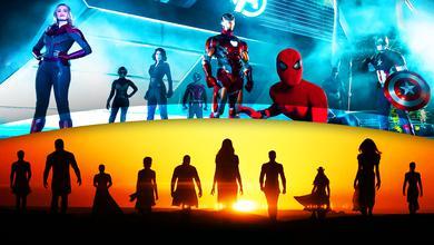 Avengers Campus Eternals Disney Park