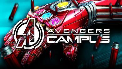 Avengers Campus Iron Man Gauntlet