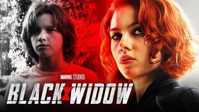 Young Natasha Black Widow