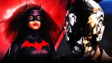 Javicia Leslie as Batwoman, Black Mask