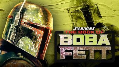Star Wars Book of Boba Fett Background